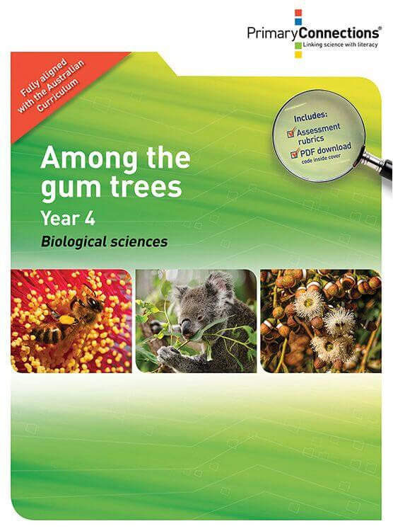 'Among the gum trees' unit cover image
