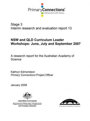 NSW and QLD Curriculum Leader workshops